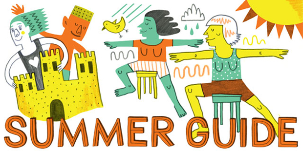 Creative Loafing Summer Guide